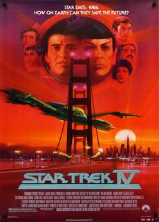 Star Trek IV - Rotta verso la Terra