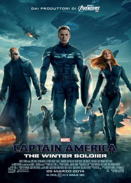 Captain America: The Winter Soldier Streaming | …