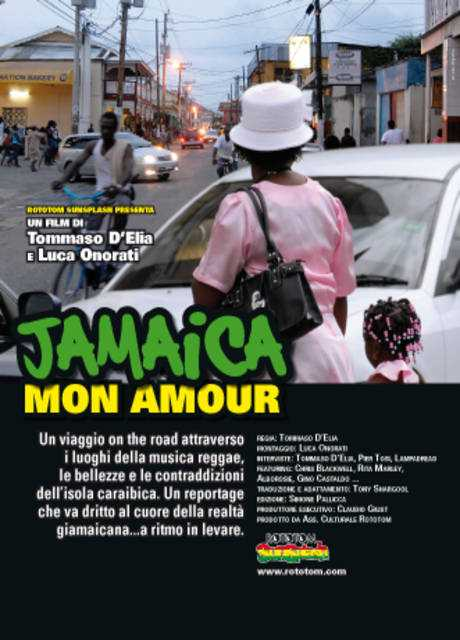 Jamaica Mon Amour