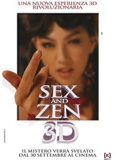 Sex & Zen 3D