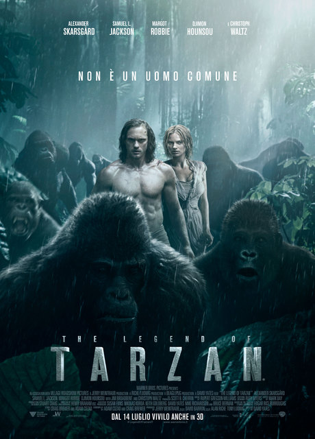 The Legend of Tarzan
