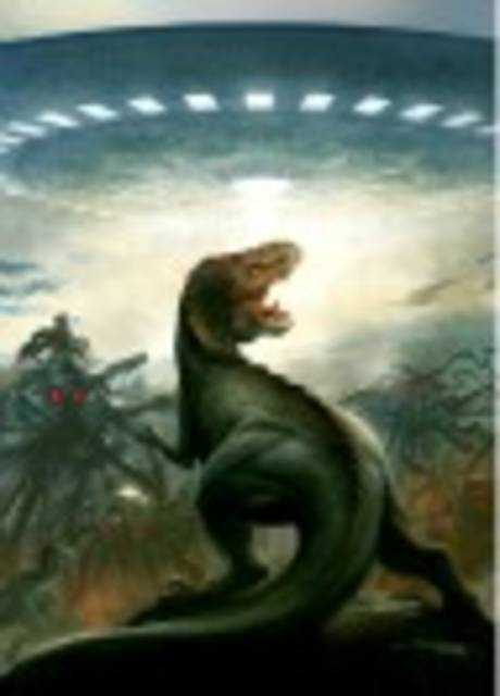 Dominion: Dinosaurs Versus Aliens