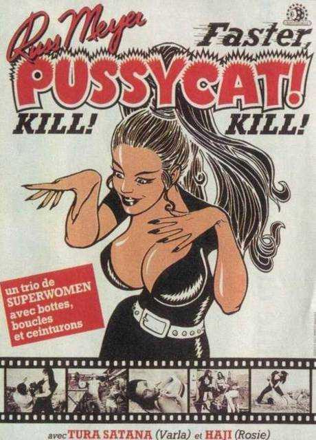 Faster Pussycat, Kill! Kill!