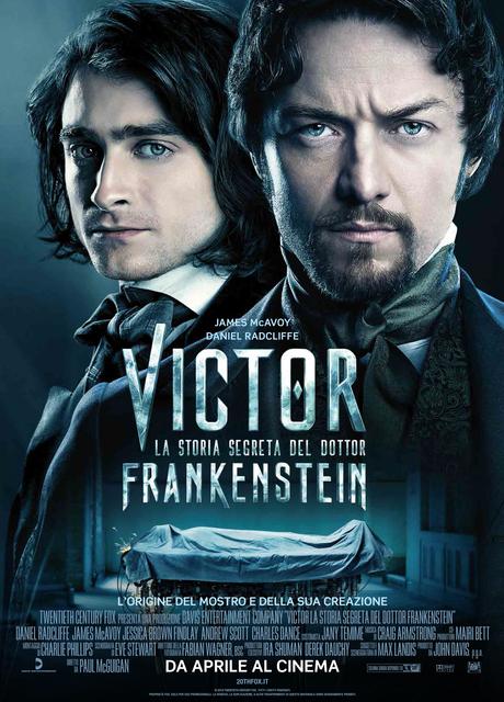Victor Frankenstein - La storia segreta del Dott. Frankenstein