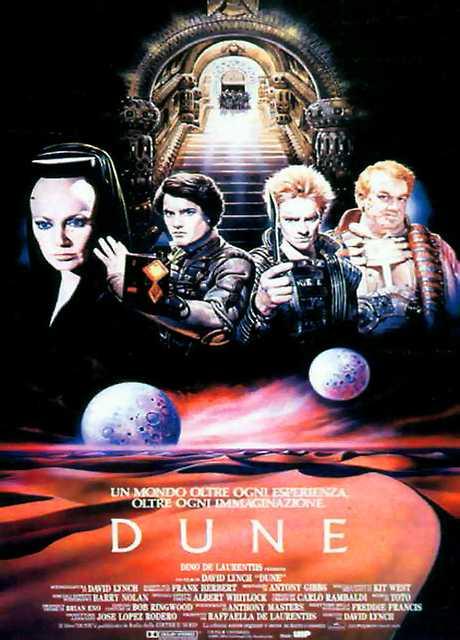 news sul film dune screenweek