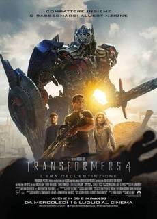 Transformers 4: L'Era dell'Estinzione