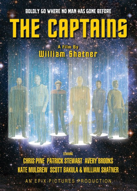 Star Trek: The Captains