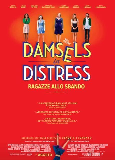 Damsels in Distress - Ragazze allo sbando