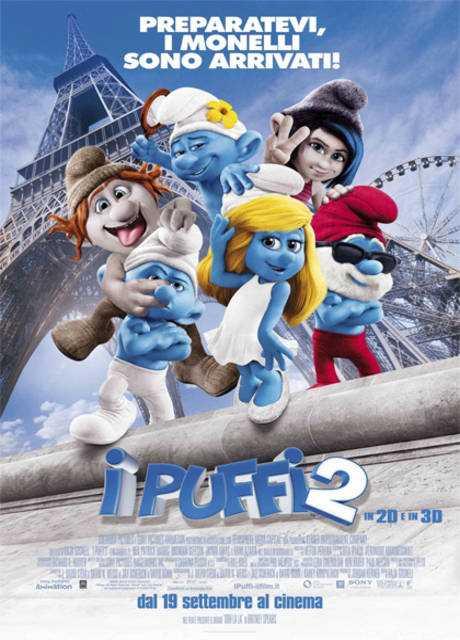 I Puffi 2 - 3D