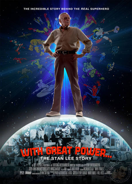 With Great Power: The Stan Lee Story
