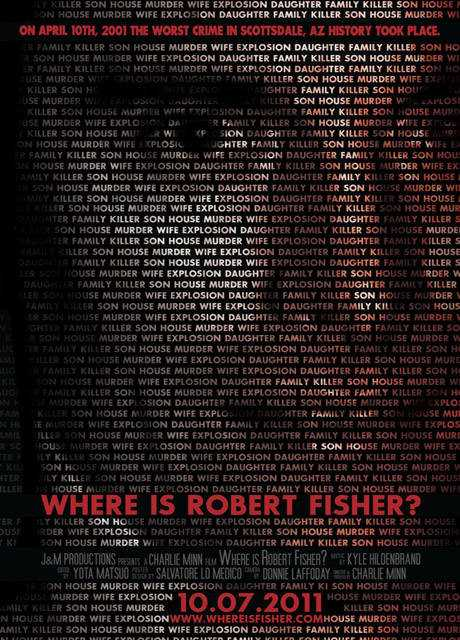 Where is Robert Fisher