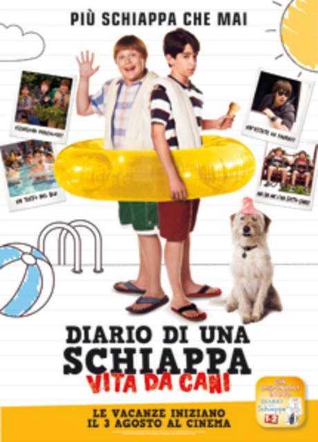 Diario di una schiappa 3: vita da cani