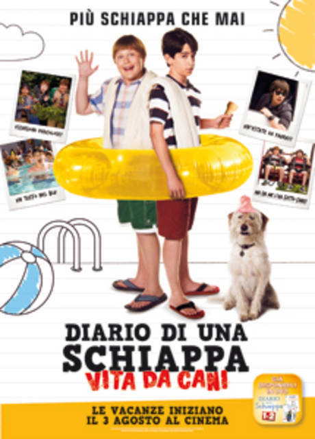 Diario Di Una Schiappa 3 Vita Da Cani Trama E Cast At Screenweek