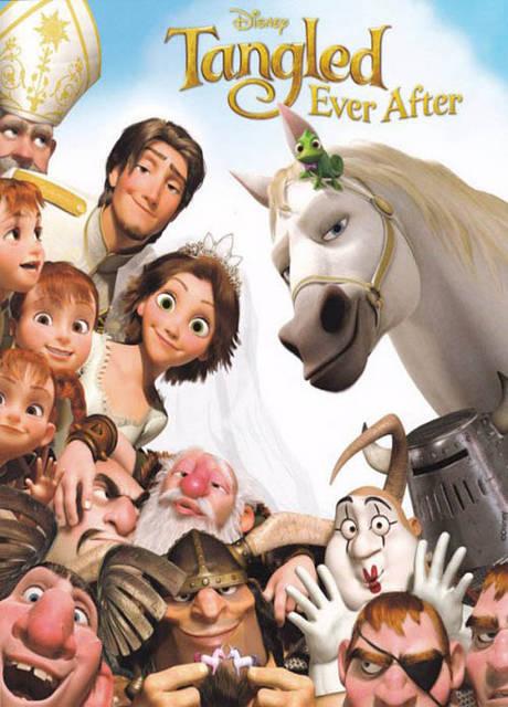 Rapunzel: le incredibili nozze