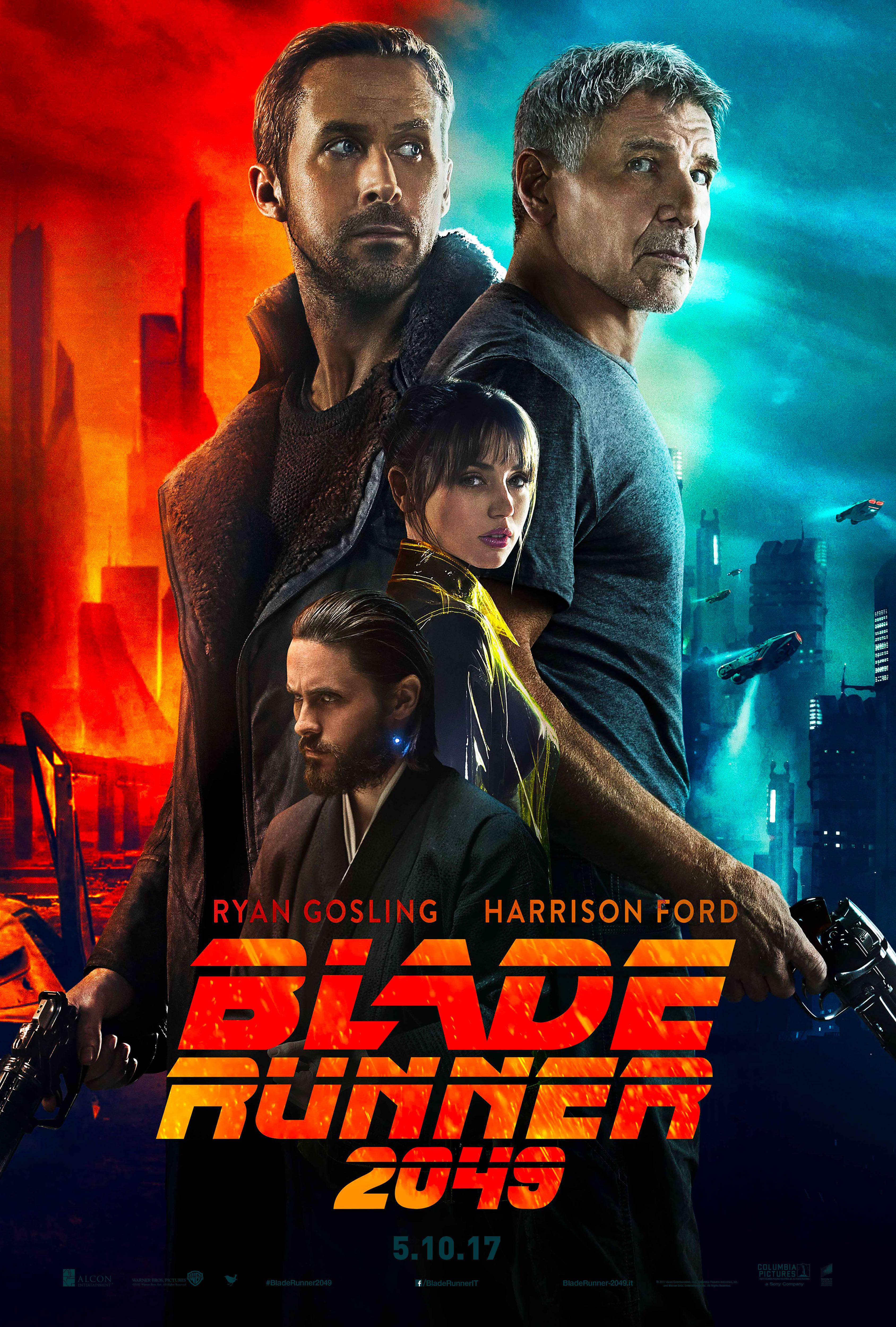 Untitled Blade Runner follow up