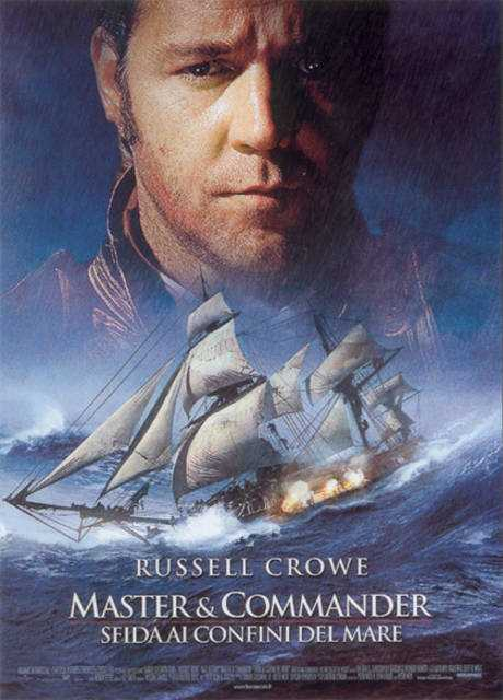 Master and Commander: Sfida ai confini del mare