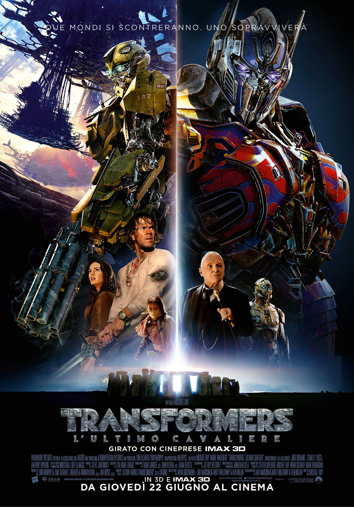 Transformers: L'Ultimo Cavaliere