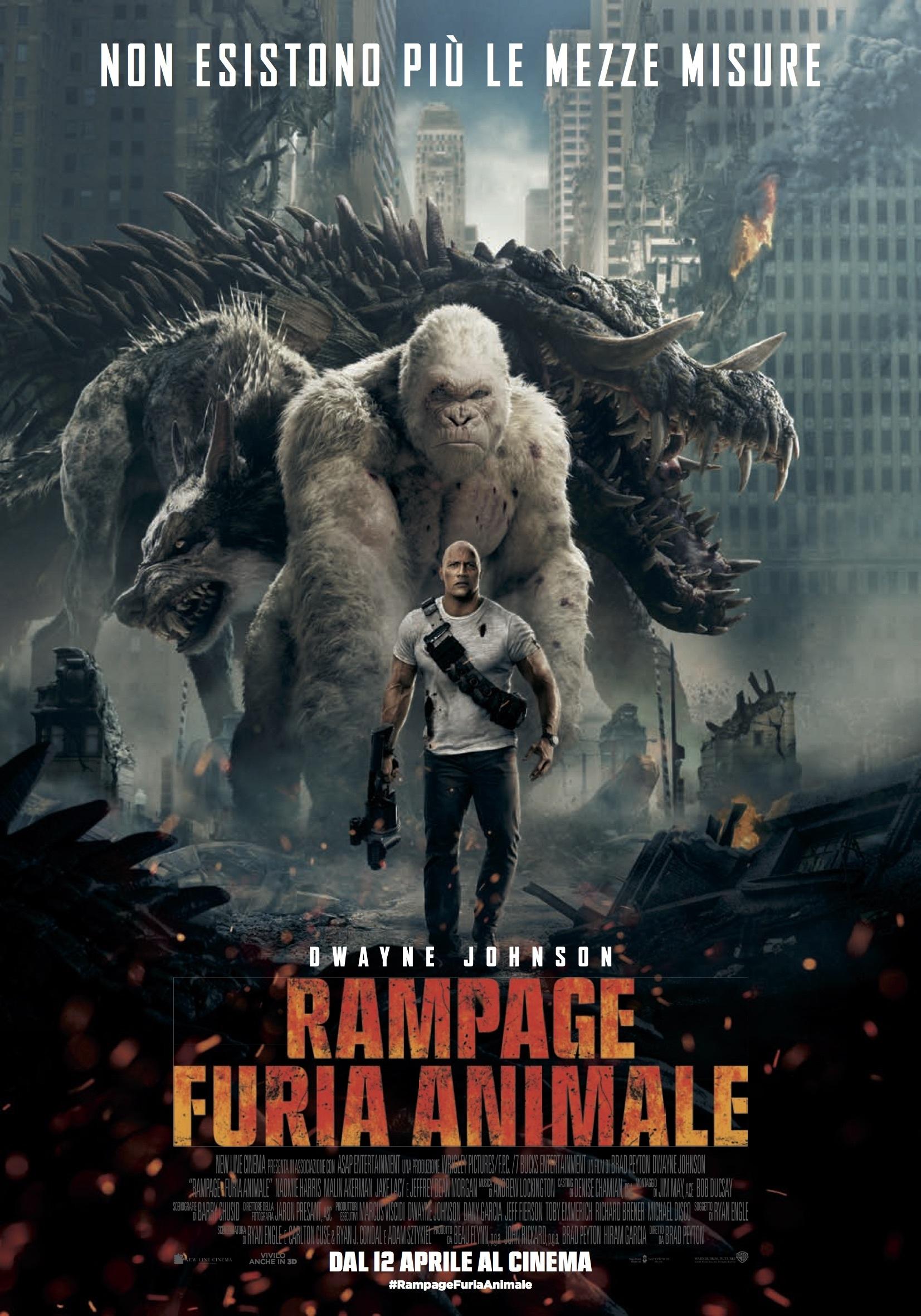 Rampage: Furia animale