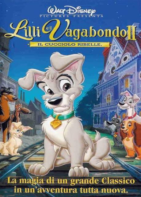Lilli e il vagabondo 2 - Il cucciolo ribelle