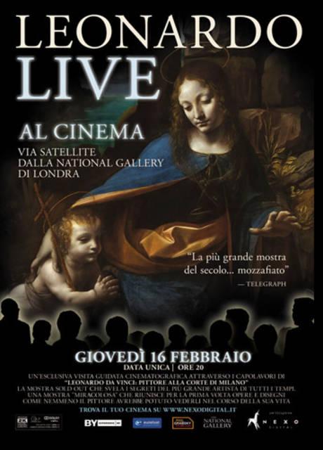 Leonardo Live