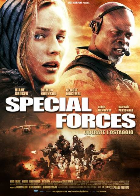 Special Forces – Liberate l'ostaggio