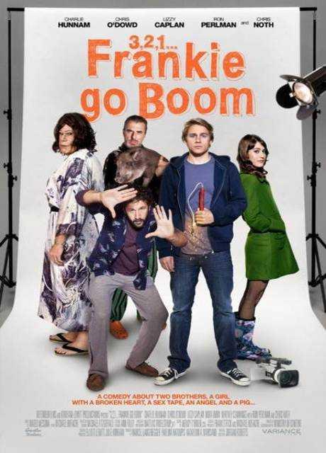 3,2,1 …Frankie Go Boom