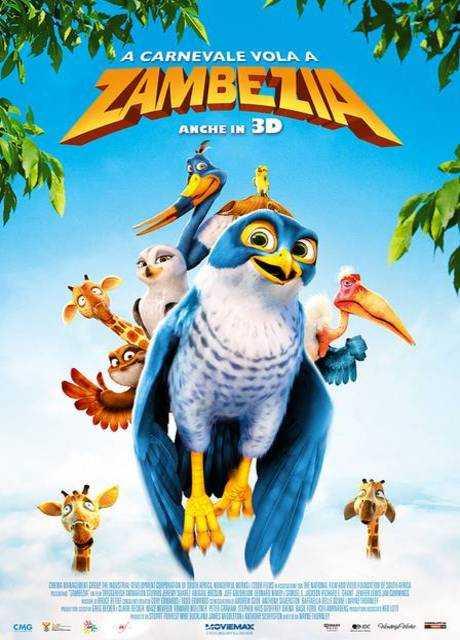 Zambezia 3D