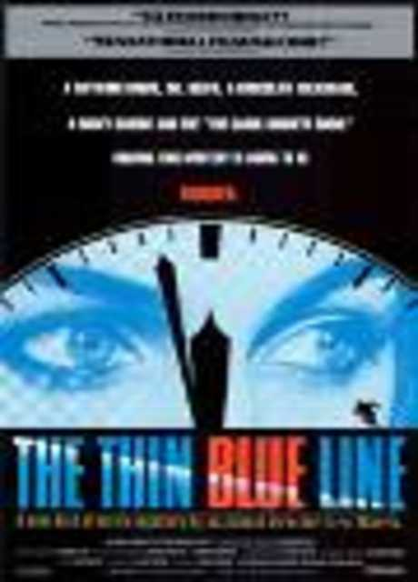La sottile linea blu