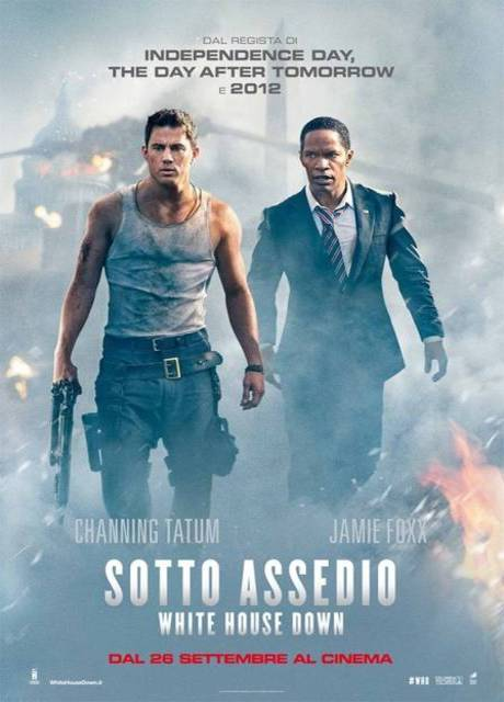 Sotto assedio - White House Down