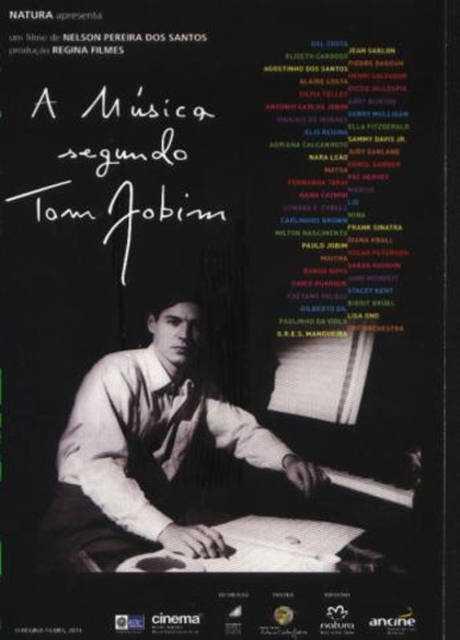 A musica segundo Tom Jobim