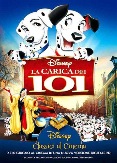 La carica dei 101 (2012)