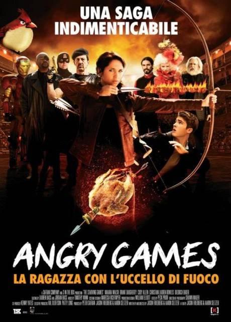 Angry Games - La ragazza con l'uccello di fuoco