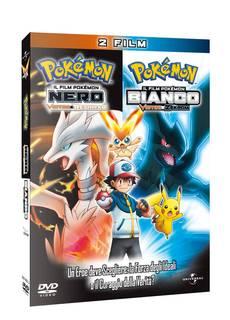 Il Film Pokémon Nero: Victini e Reshirane e  Il Film Pokémon Bianco: Victini e Reshiran