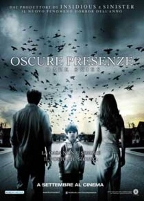 Dark Skies - Oscure presenze
