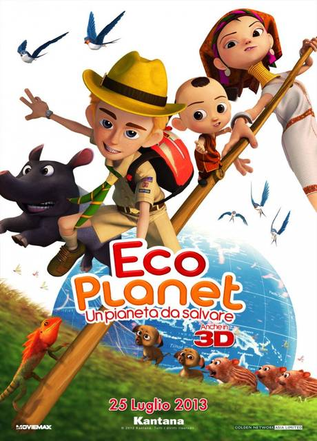 Eco Planet – Un pianeta da salvare