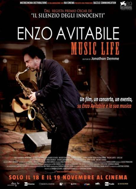 Enzo Avitabile Music Life