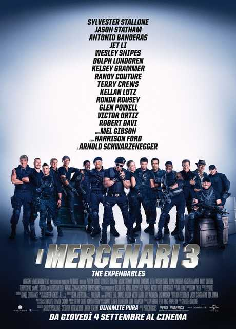I Mercenari 3 - The Expendables 3
