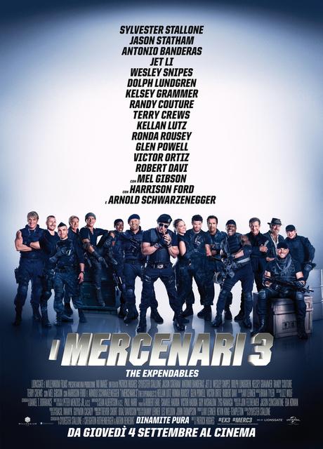 I Mercenari 3 - The Expendables 3