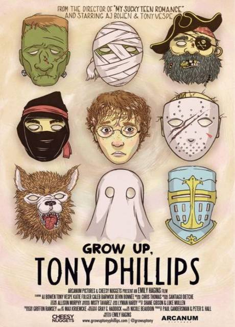 Grow Up, Tony Phillips