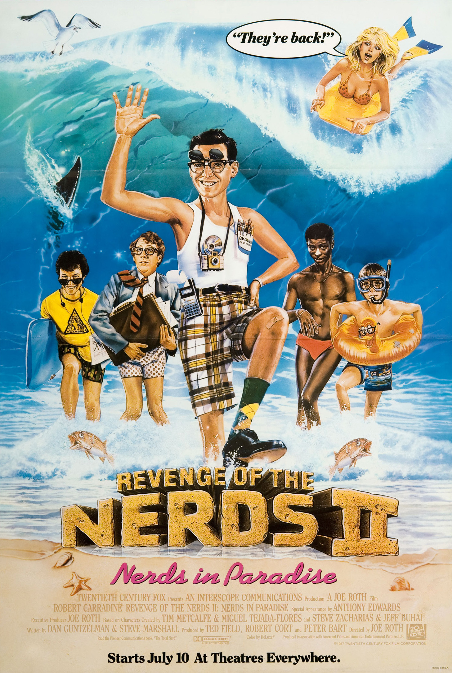 La rivincita dei Nerds II