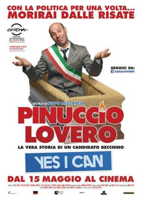 Pinuccio Lovero - Yes I Can
