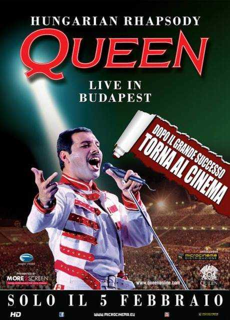 Hungarian Rapsody: Queen Live in Budapest