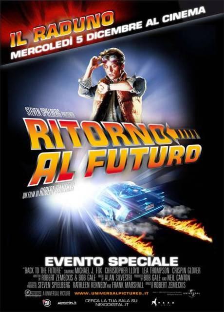 Ritorno al futuro - Il Raduno