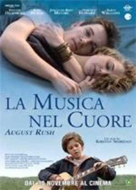 La musica nel cuore - August Rush