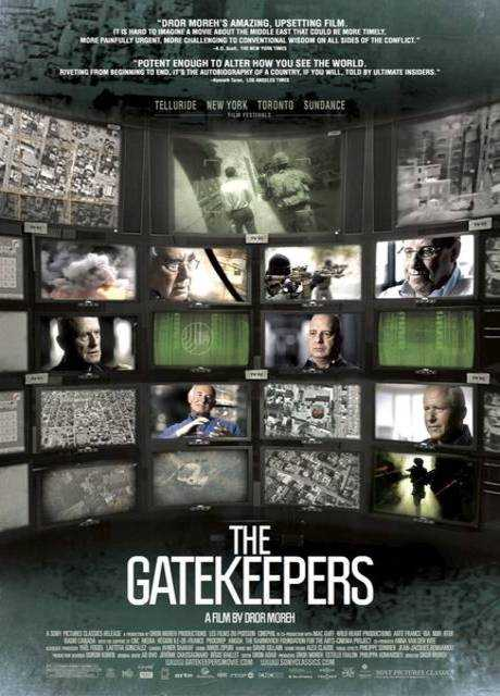 The Gatekeepers - I guardiani d' Israele