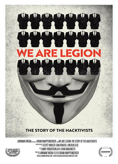 Anonymous - L'esercito degli hacktivisti