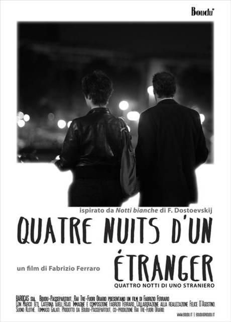 Quattro notti di uno straniero