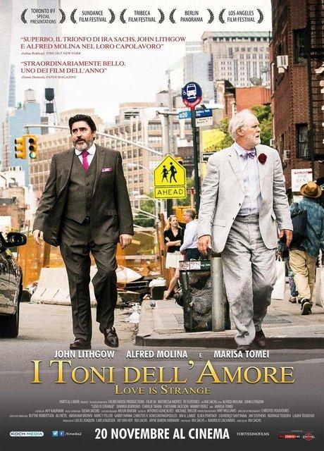 I Toni dell'Amore - Love is Strange