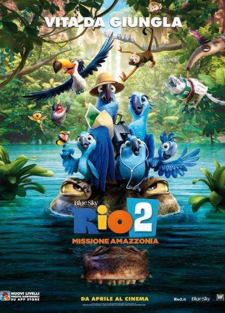 Rio 2: Missione Amazzonia