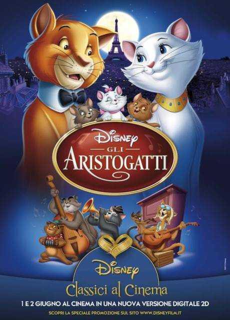 Gli Aristogatti (2013)